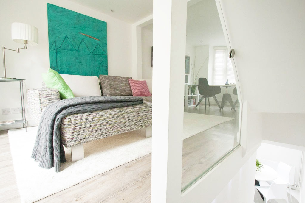 opening up compact spaces -