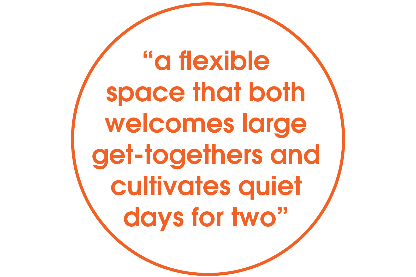 a flexible space quote