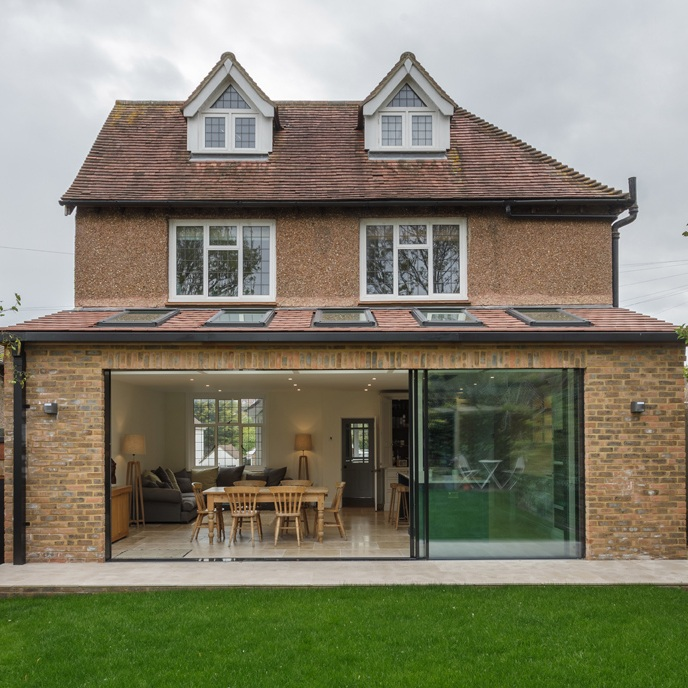 room to live feature image rear extension creates flexible living