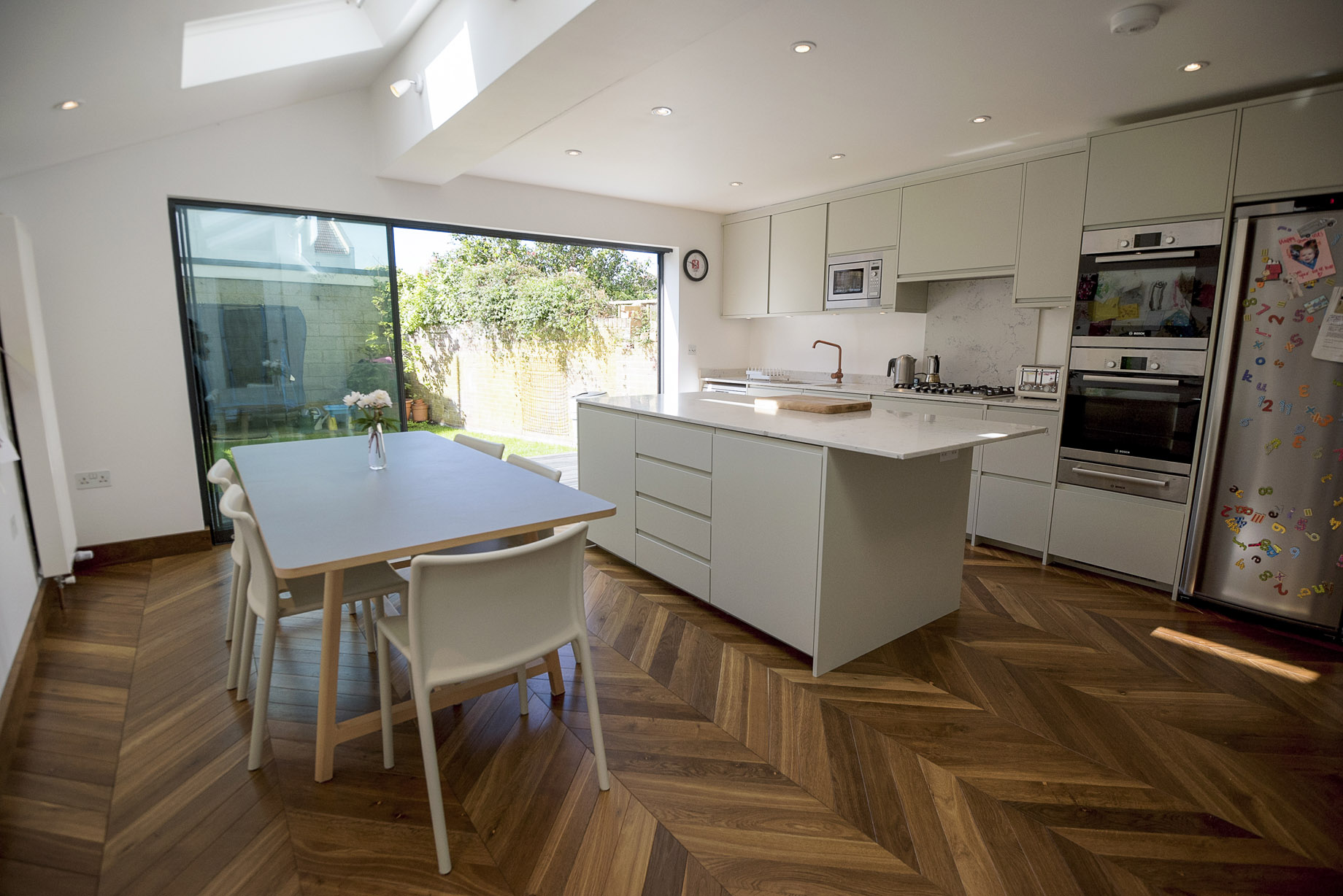 bringing light into the heart of the home permitted development
