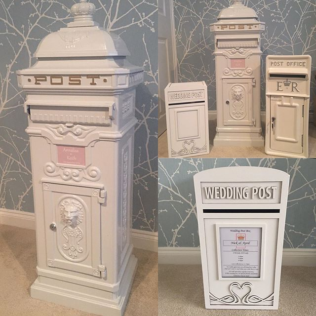 We are excited to announce that as our ER II Postbox is so popular, we have decided to add a few new Postboxes to our collection! :) - Wedding Postbox: £25 (hire only) - Vintage Postbox: £40 (hire only) - Check out our website for more information: www.wedoweddingeventsupplies.co.uk/post-boxes - #Engagement #eventplanning #eventideas #suppliers #decorations #wedding #birthday #anniversary #specialevents #perfectwedding #yourwedding #weddinginspo #weddingideas #mywedding #bestweddingideas #corporateevents #weddingplanner #newyearproposal #weddings #weddingideas #weddingstyle #weddinggoals #bride #groom #colours #postbox #Royalmailpostbox #Inserts