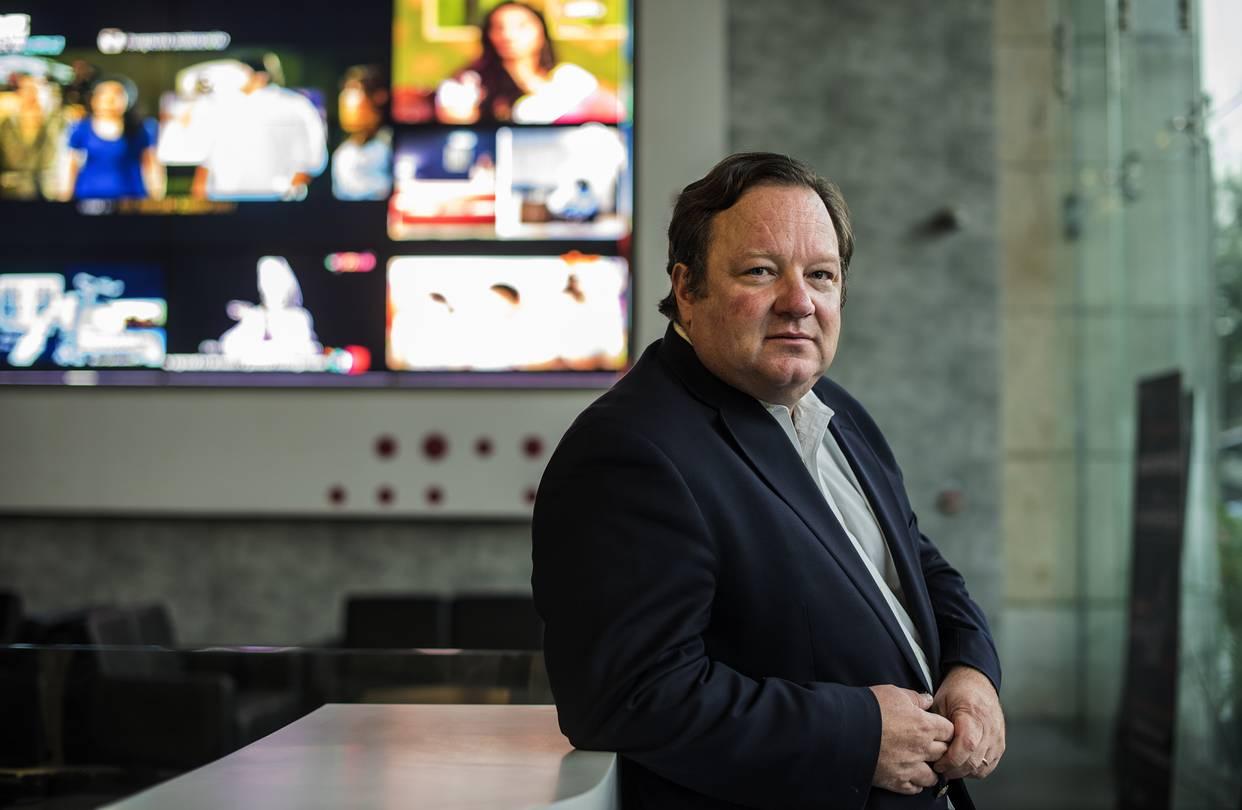 Bob Backish  - CEO, Viacom