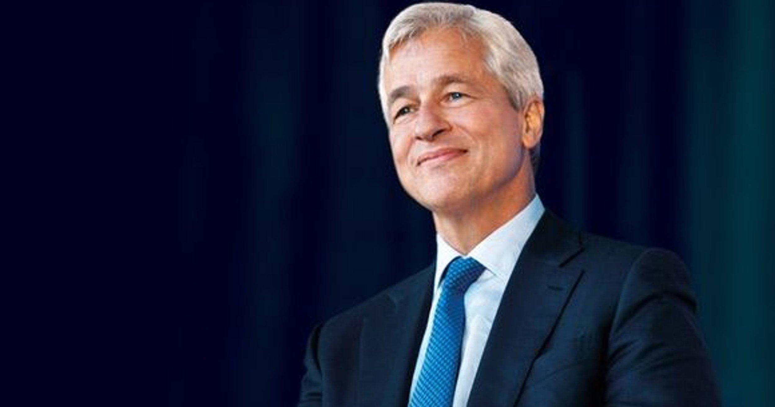 Jamie Dimon  - CEO, JP Morgan Chase