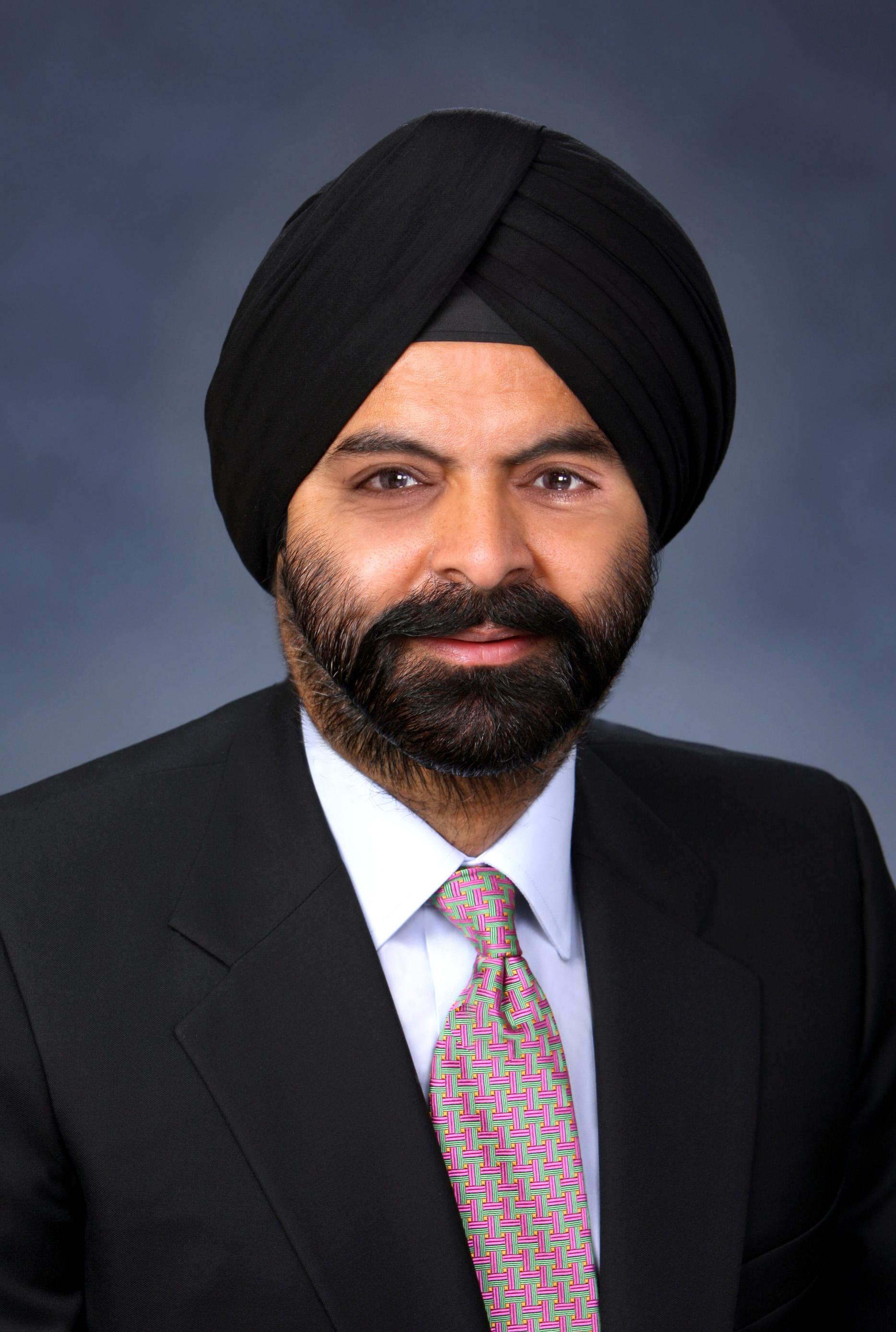Ajay Banga - CEO, Mastercard