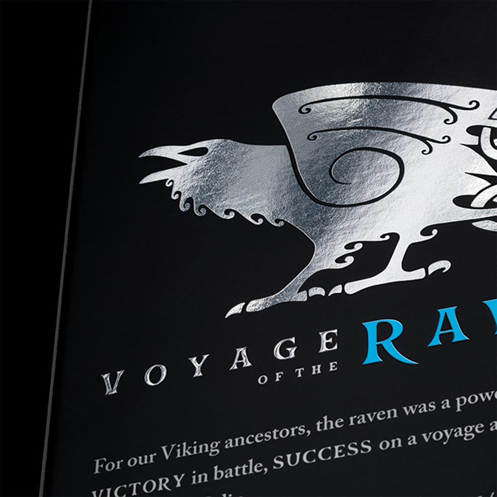 // VOYAGE OF THE RAVEN