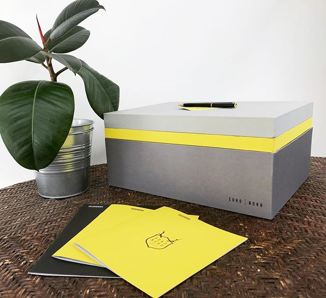 Loved creating these stationary storage boxes for @sohodk It's In two layers to stay organised and with a beautiful paper structure. #cleandeskpolicy #packagingdesign #custompackaging #rebelmade