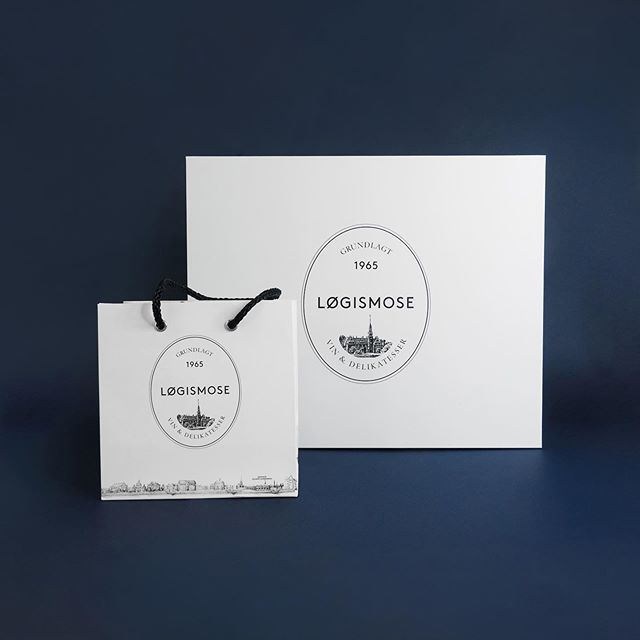 @loegismose has combined the beautiful Copenhagen skyline with a sleek and simple approach - we love it! #packrebels #copenhagen #premiumpackaging #custompackaging #løgismose #rebelmade