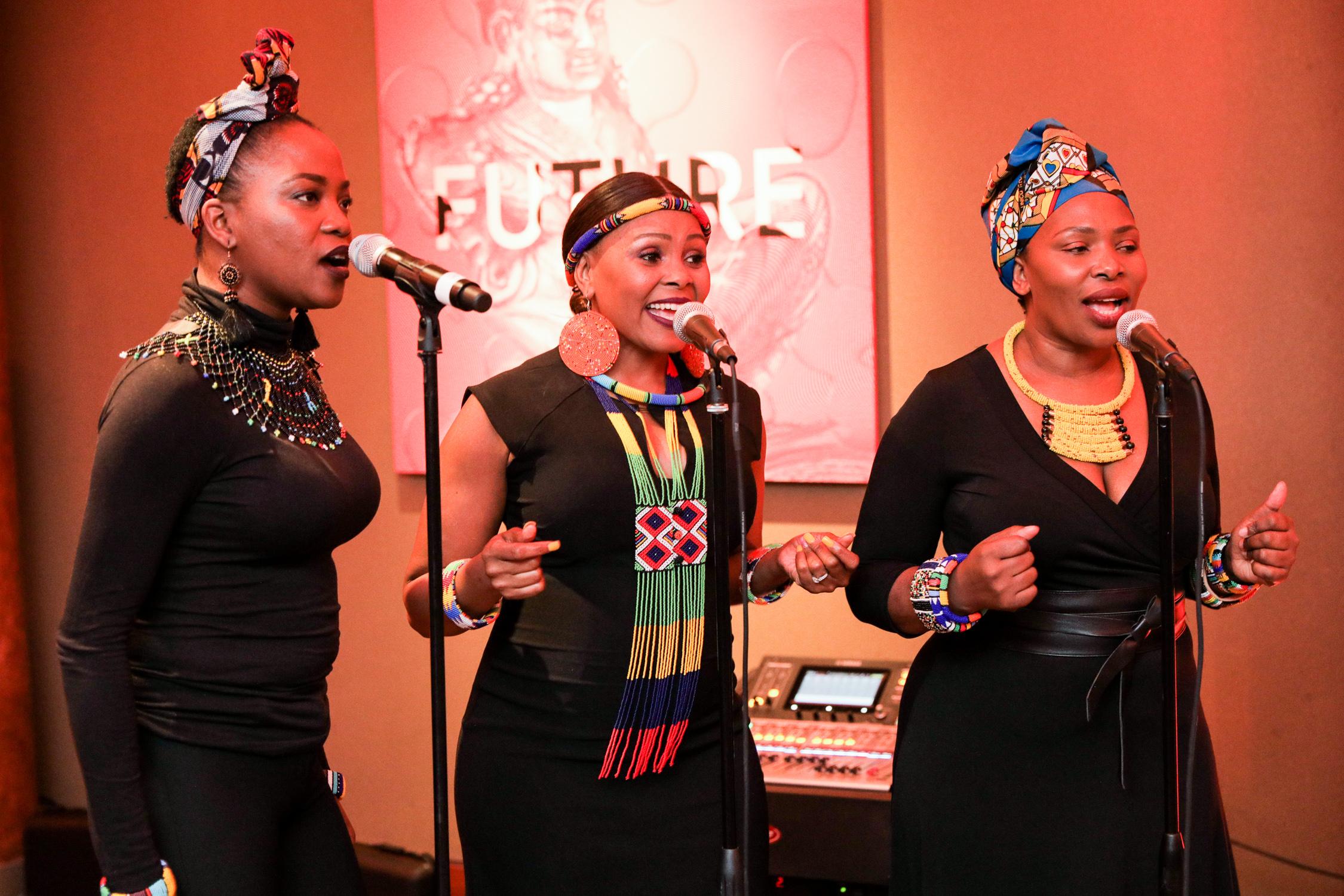 Bongi Duma Band Members