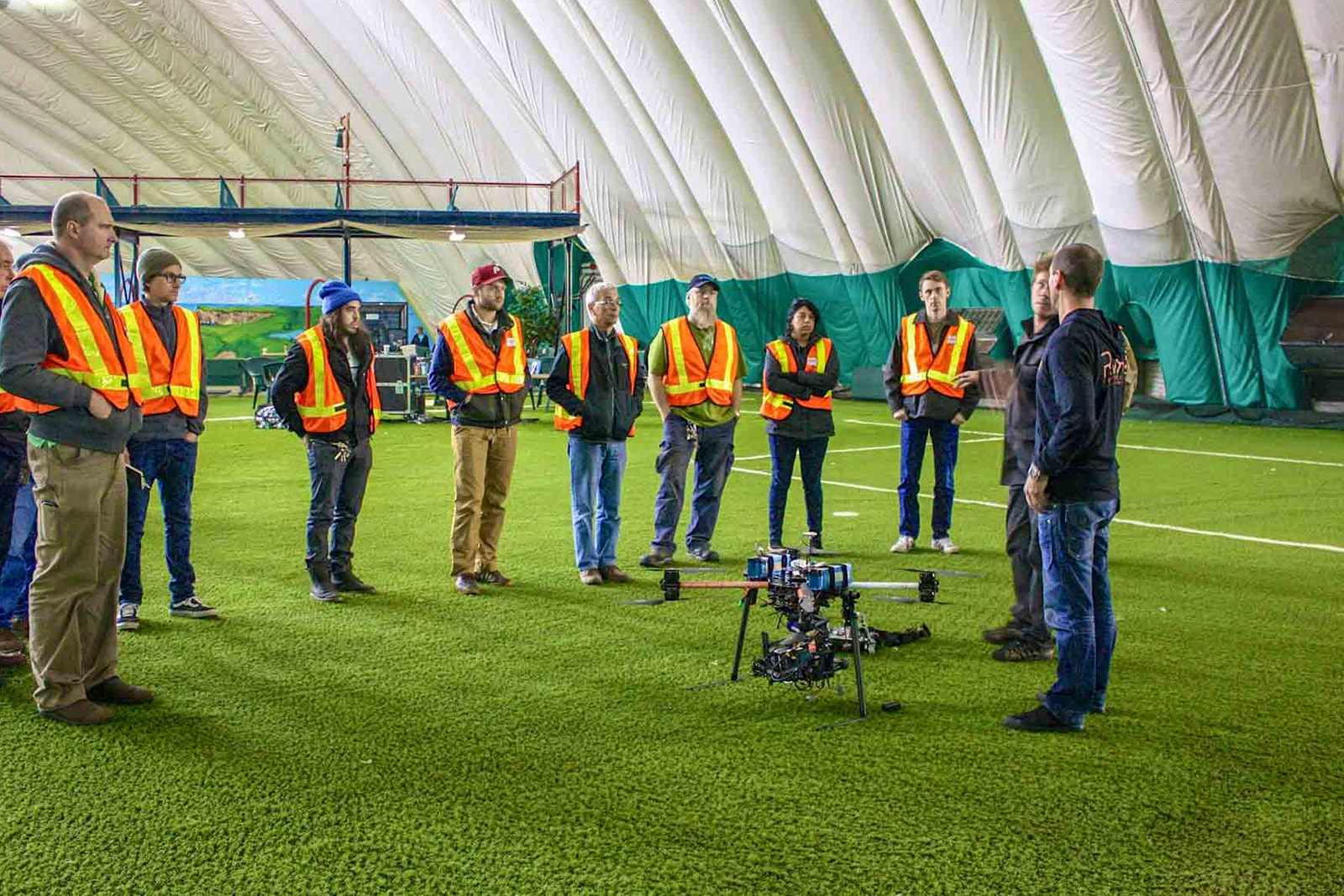 About - Aerial Imaging, Training / Education & Consulting Services