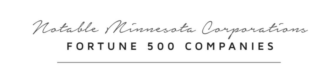 fortune 500 companies in minnesota