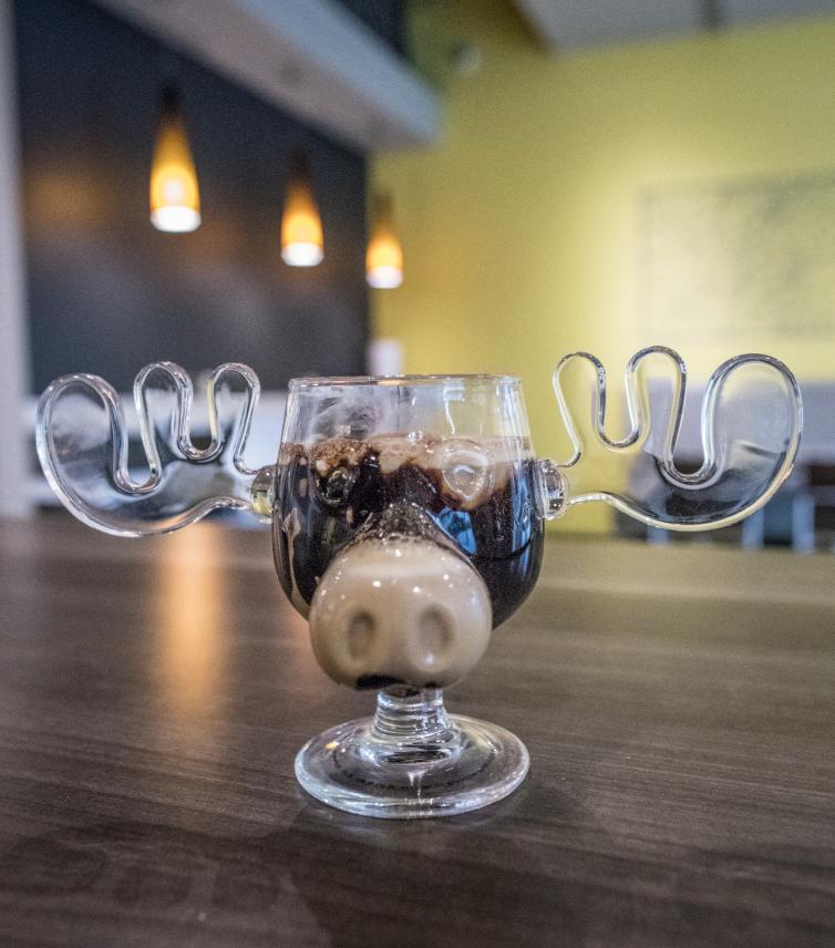 espresso eggnog