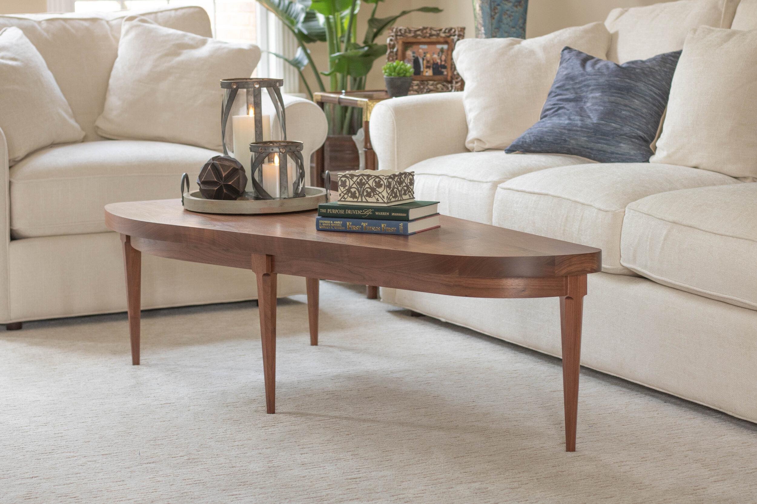 - Klaver Coffee Table Custom Furniture & Woodworking Hendricks