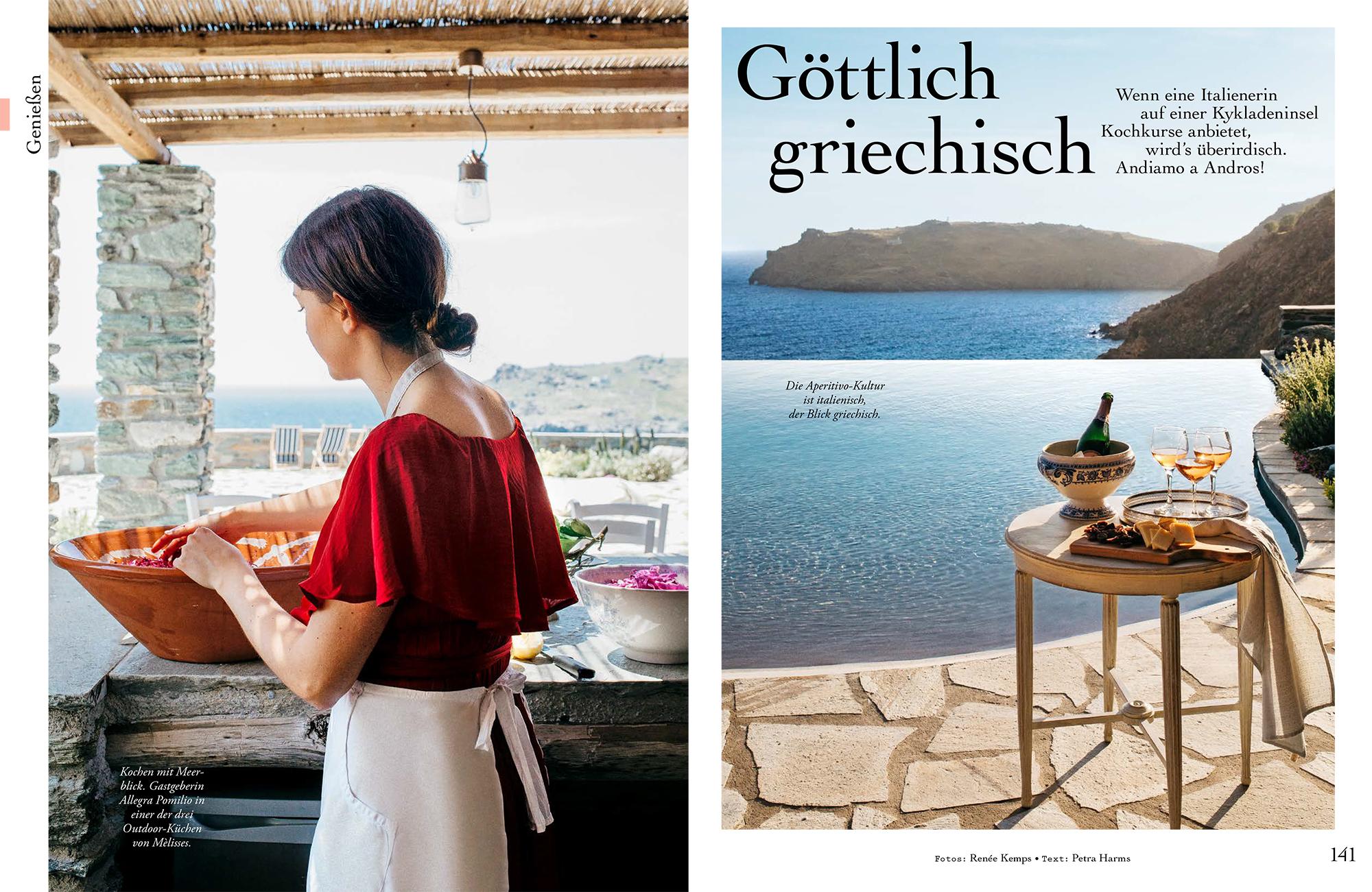 Myself magazine, German issue. Summer 2018