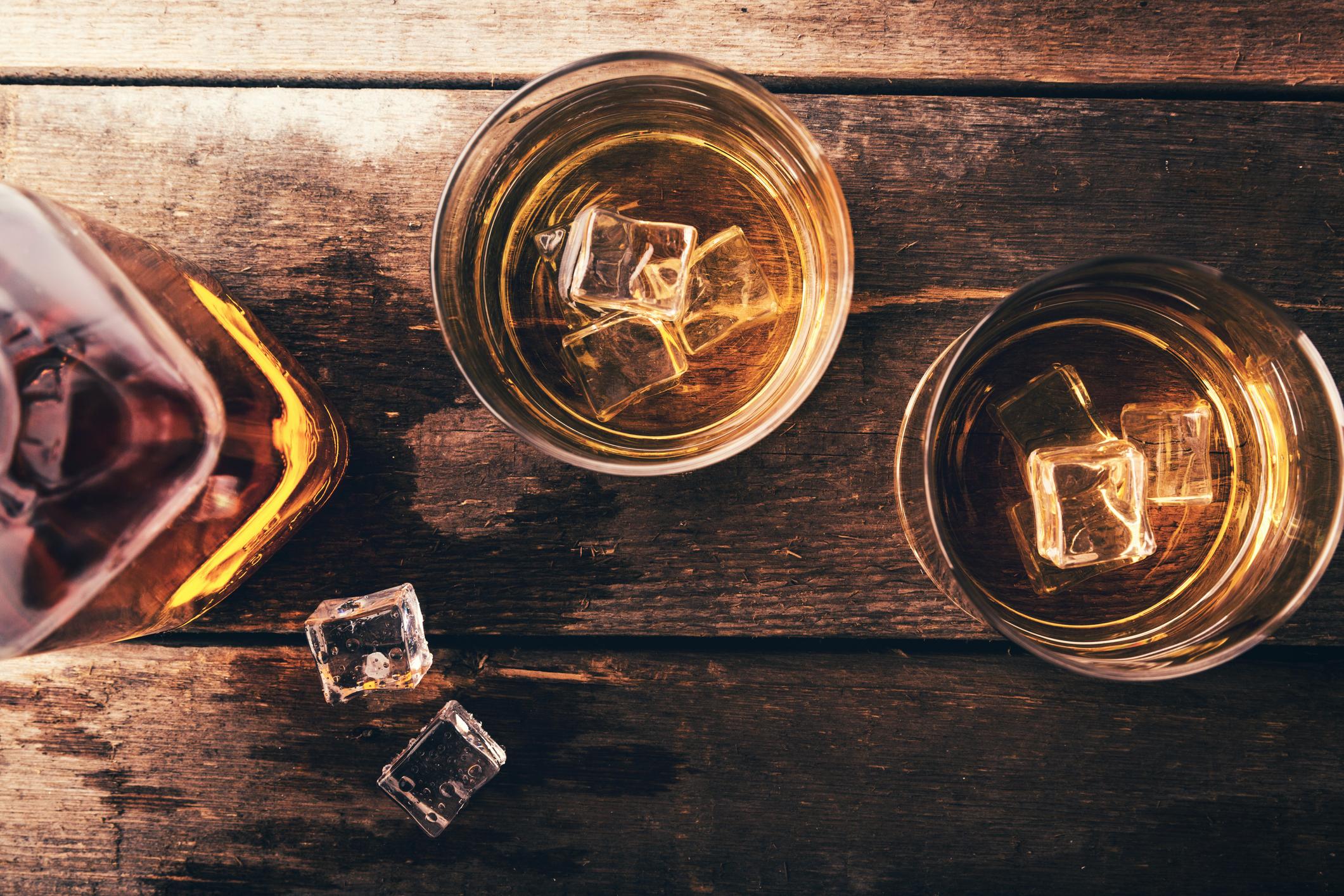 - Whiskey