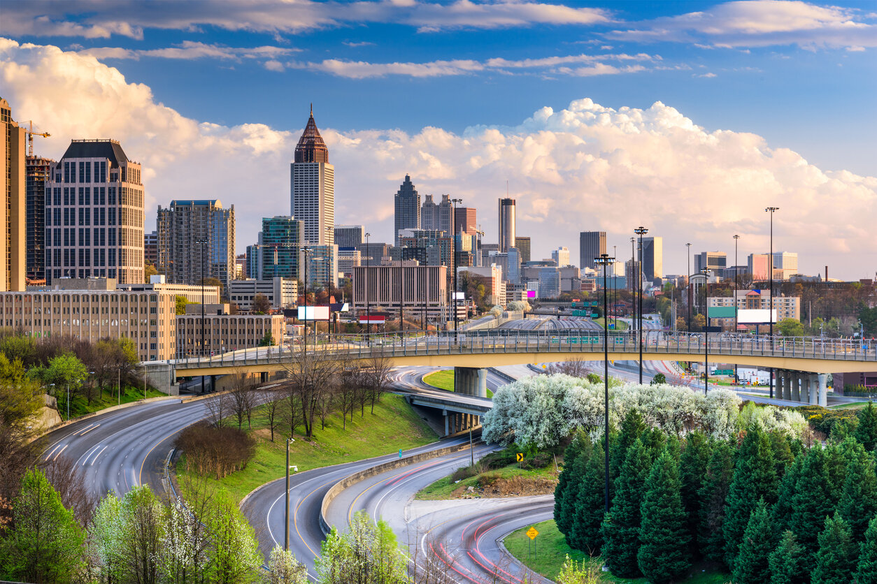 Located in the Heart of Atlanta - Call or Visit us Today!