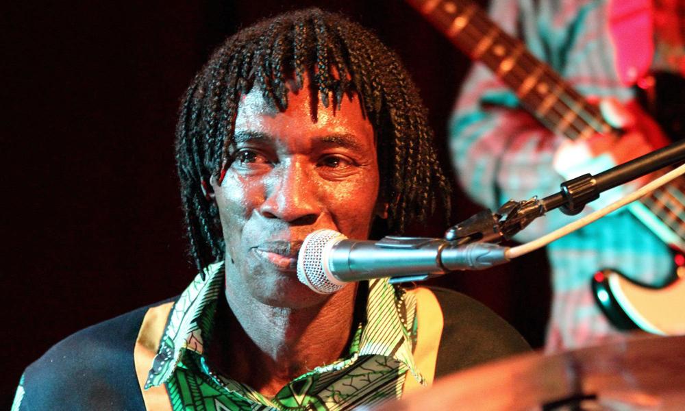 MAMADOU & the Lekette Band - SENEGAL/UK