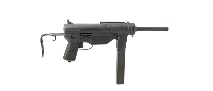 M3 Grease Gun - $15,000-$28,000