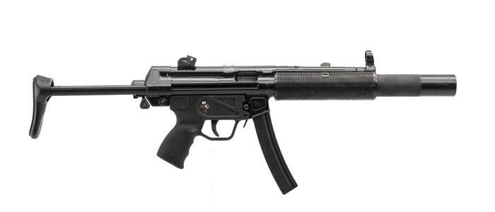 MP5SD - $32,000-$42,000