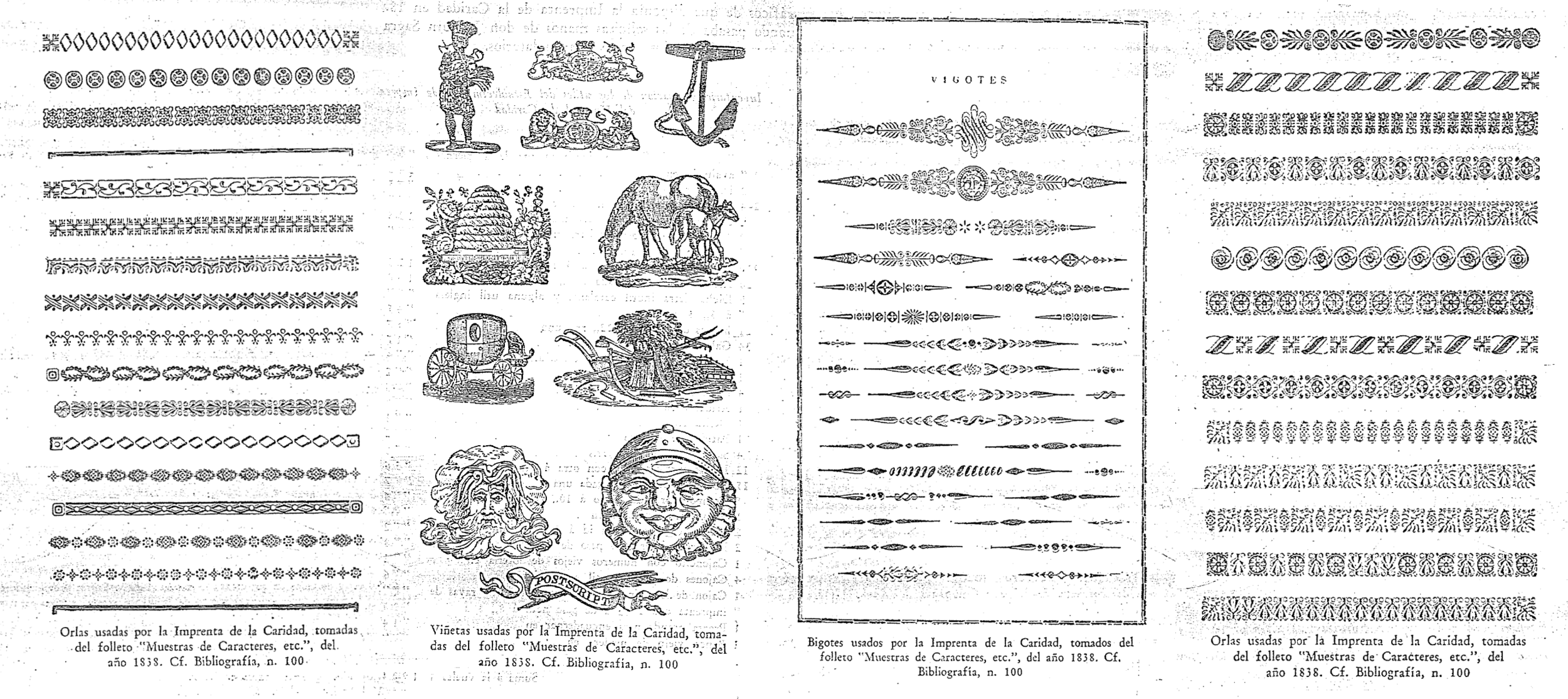 7. Borders, bigotes and ornaments from the catalog of la Imprenta de La Caridad (1838).png