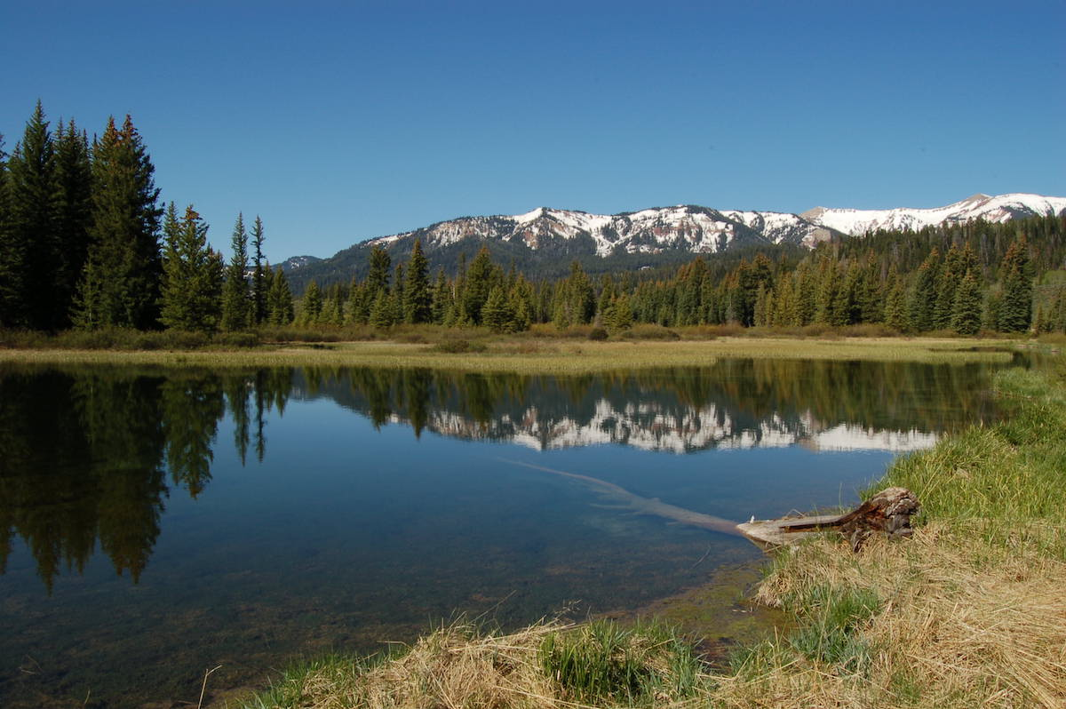 Wyoming Range, United States