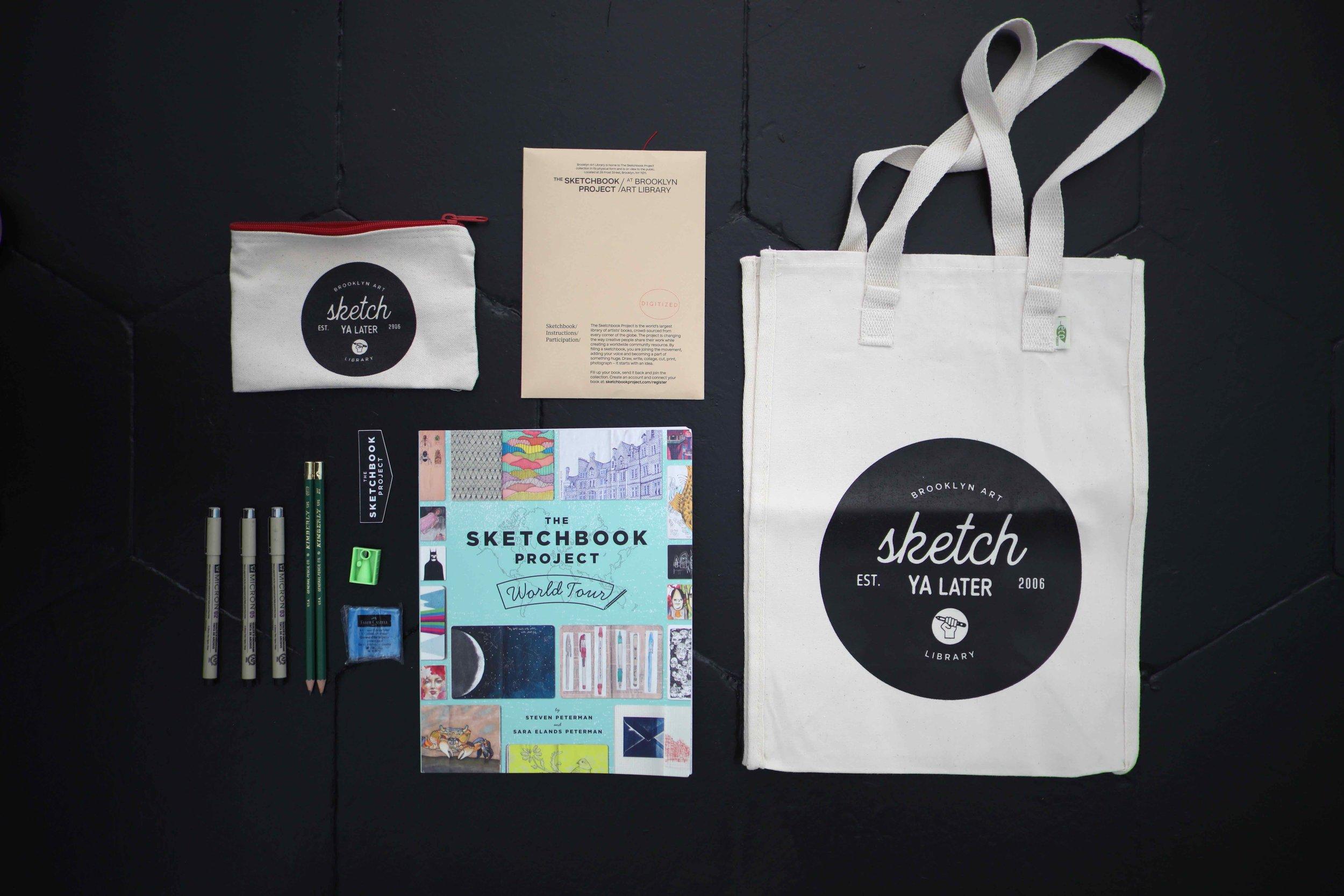 The Sketchbook Project Pack.jpg