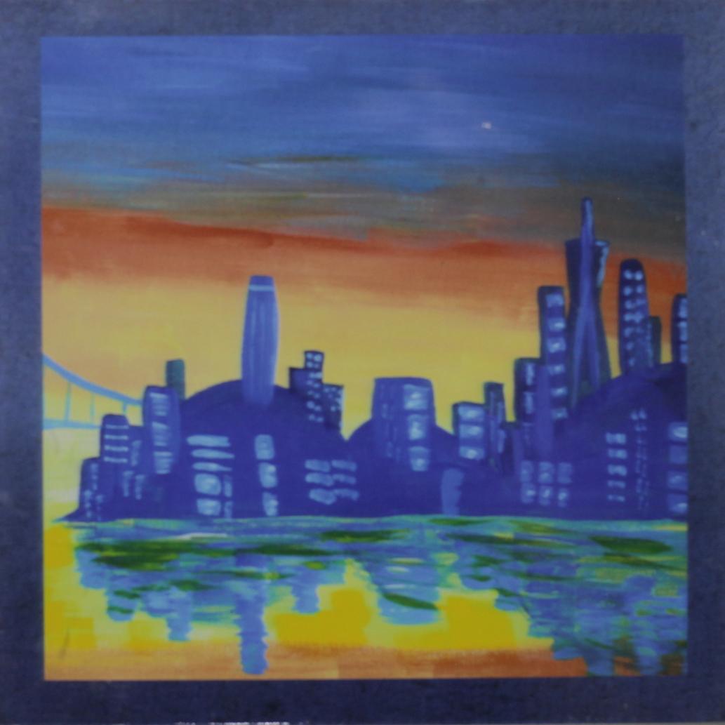 CITYSCAPE - Sylvia Nuzzo Philis