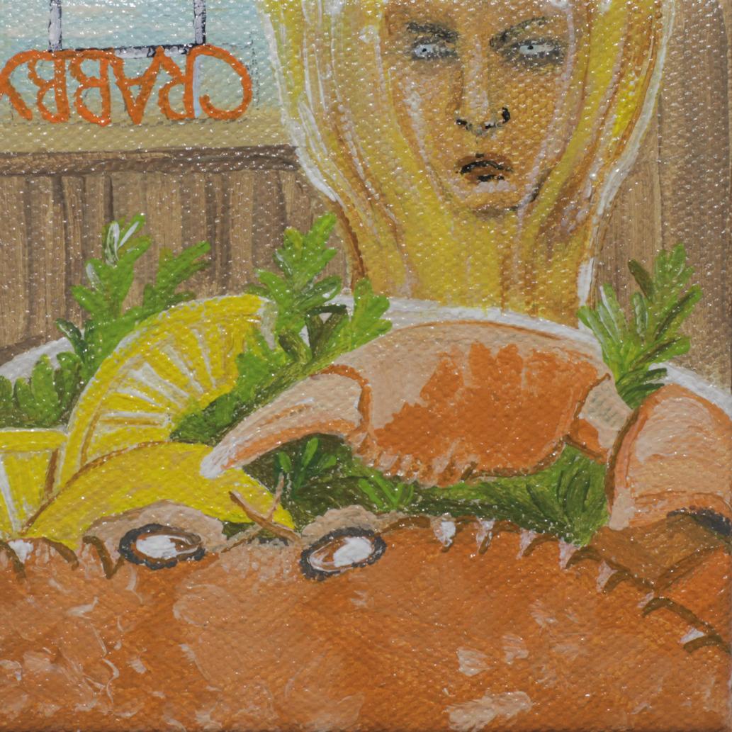 CRABBY - Jayne Crawford Witt
