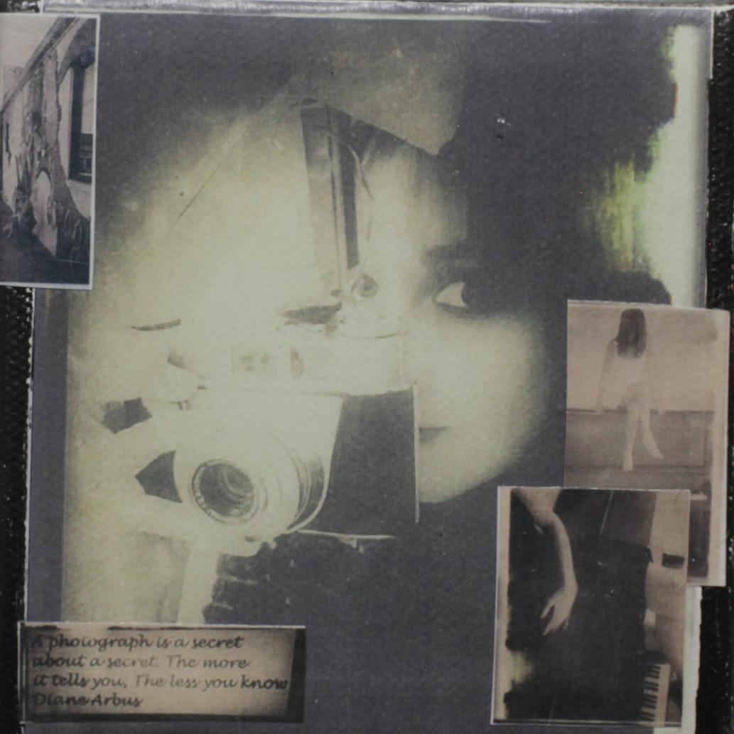 DETERMINED - Sheri Waters