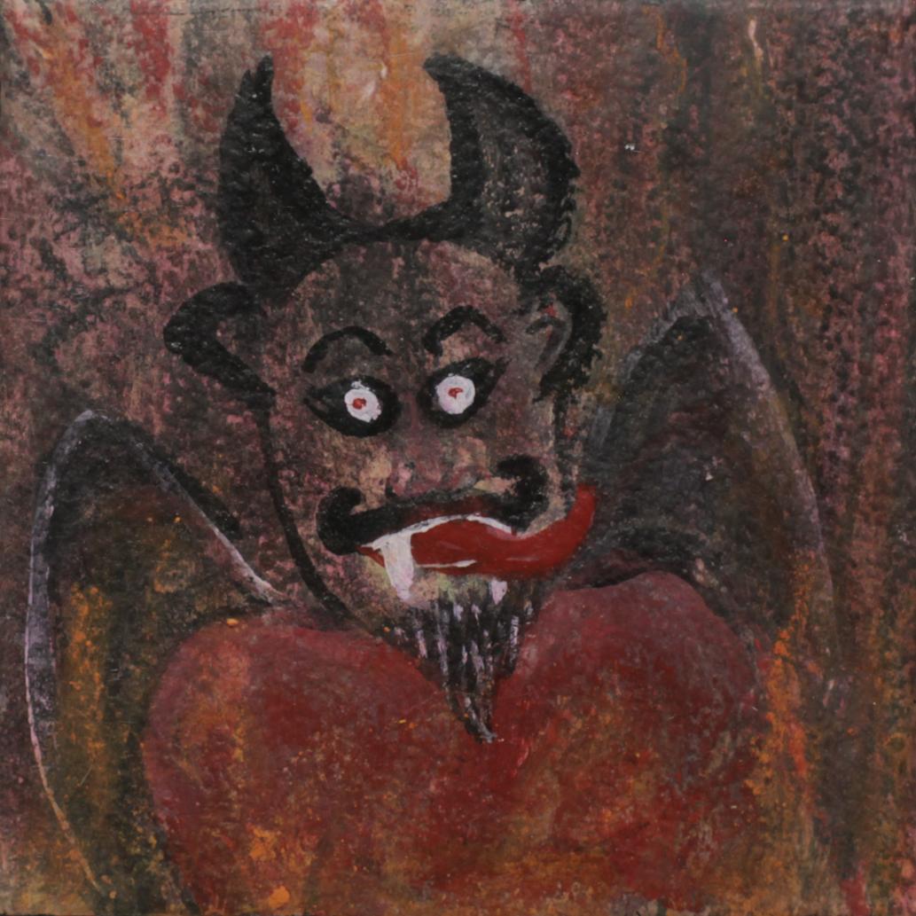 DEVILISH - Marvel Maring