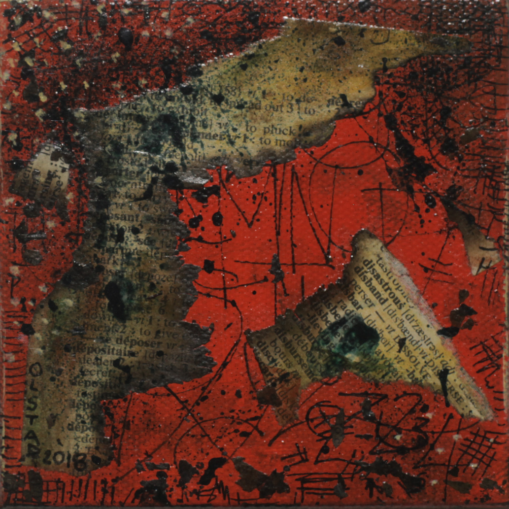 DISASTROUS - Patricia Olstad