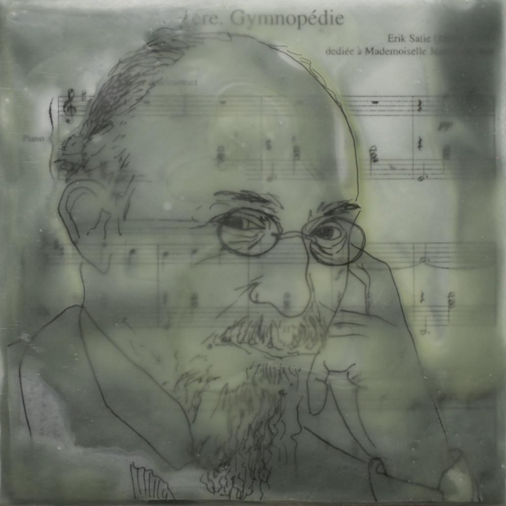 ERIK SATIE - Kristin Myers