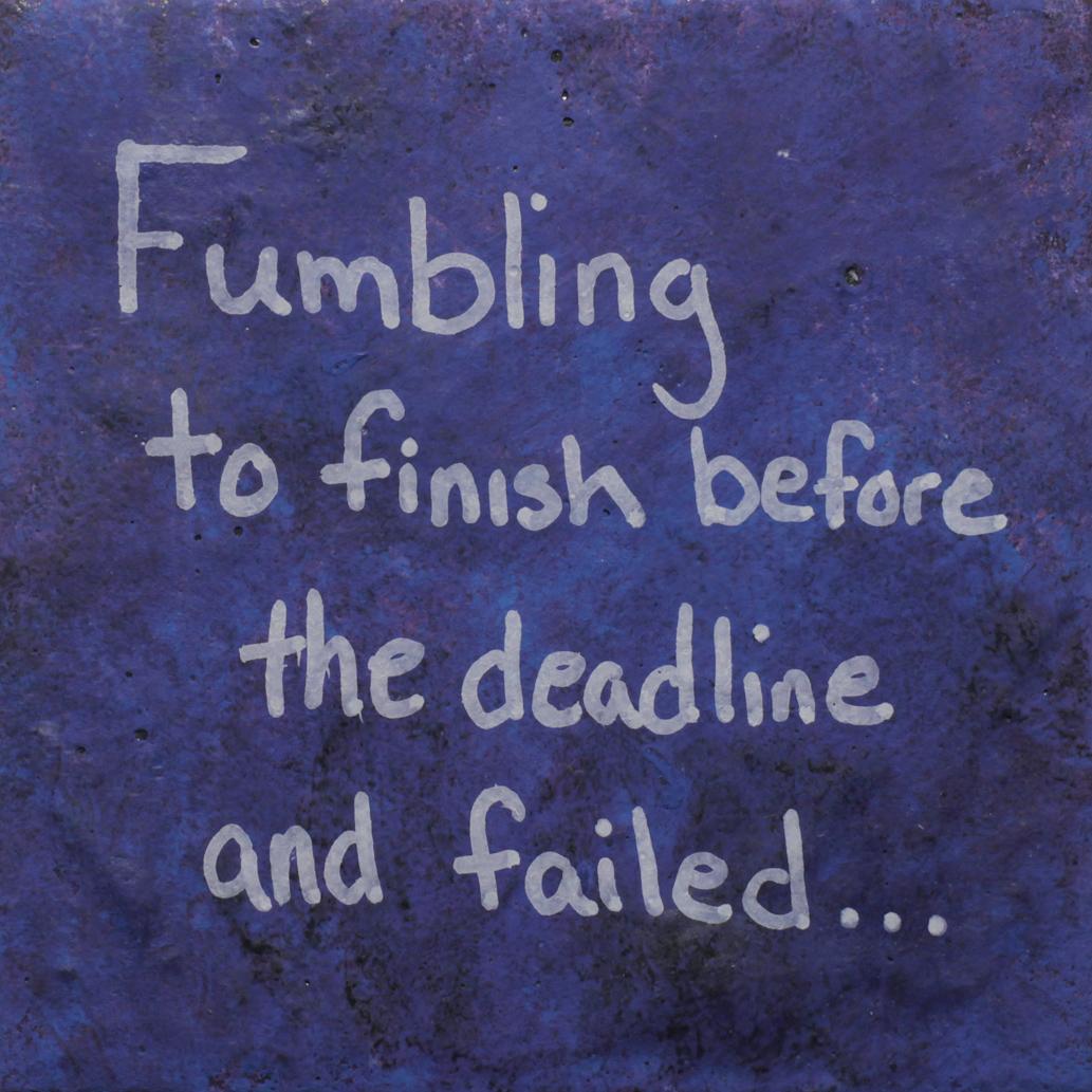 FUMBLING - Tonya Ramey