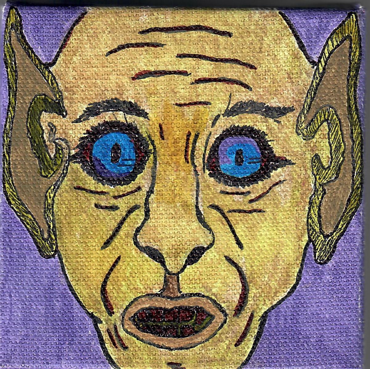 GOBLIN - Carol McDermott