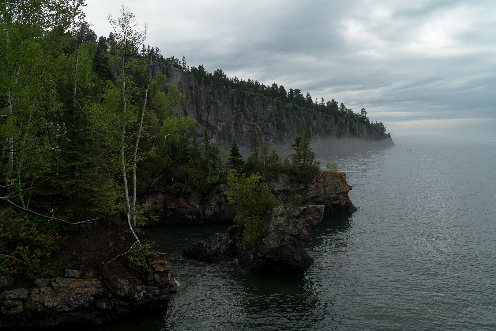 Tettegouche State Park, Shovel Point