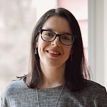 Sara Crolick, Communications Manager
