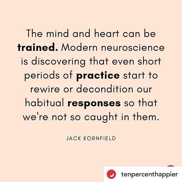 Repost @tenpercenthappier  We ❤️ Jack Kornfield. #studiobe #meetyourcenter #beherenow #jackkornfield
