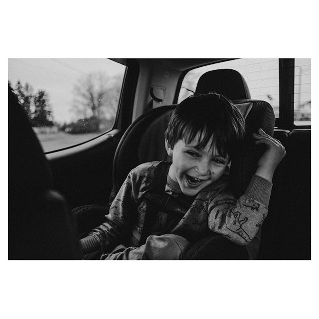 """Jett  He's my child with all the big emotions. He loves fiercely. He feels immensely. And there is a depth to him that continues to baffle me. . Every stage of parenting seems to get easier in some areas, but that much more difficult in others. Year five marks the year of being wildly independent, strong willed, determined, stubborn. And on my worst days as your mother, I have to continuously remind myself that this is a learning experience for us both. . But my God, my strong-willed, beautiful Jetty Boy, I am in awe of you every single day. Your fierceness, your determination, the intensity of your emotions, these qualities about you that make parenting difficult to navigate, ultimately end up being my favorite parts of you.  You, my first born, understand a part of me that I'm not sure I know, and the privilege I feel to be your mother is overwhelming. . Every single car door you open for me, the way you wake me with a smooch on the cheek, the way """"you just want to make me happy,"""" and your schemes for how to build a robot mom to do all the laundry,  these will forever be my favorite moments in this lifetime, and I somehow I have the honor of having you and your brother by my side to experience it all."""