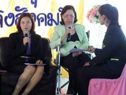 Mrs. Delia Javanasundara, Advisor, WFWPI-Thailand
