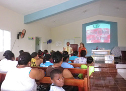 Main Project: AIDS Prevention Seminars
