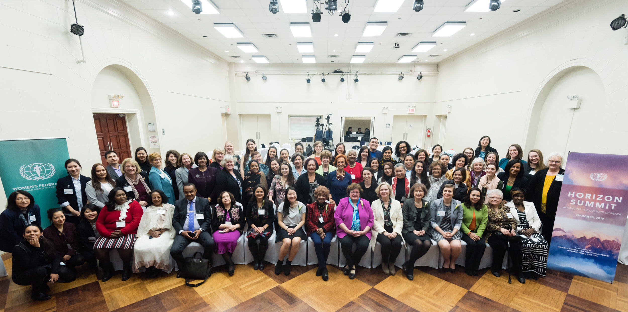 WFWPI and WFWP, USA Hold Annual Intergenerational Gathering in New York
