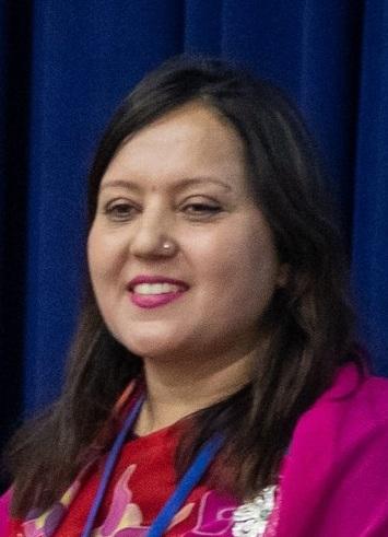 Ms. Shova Gyawali