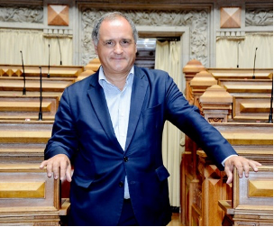 H.E. Paulo Pisco,