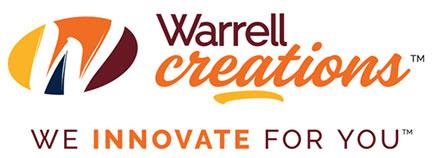 WARRELL CREATIONS LOGO DESIGN