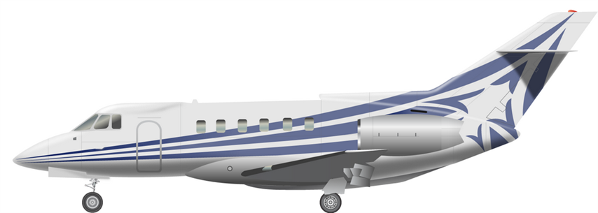 Hawker-800XP_Mid Jet_Exterior-1_Legacy_Aviation_Private_Jet_NetJets_Jet_Charter_TEB_VNY_MIA_PBI_FRG_SFO_FLL_FXE_BED.jpg