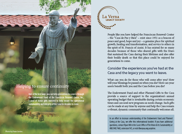Planned Giving Booklet