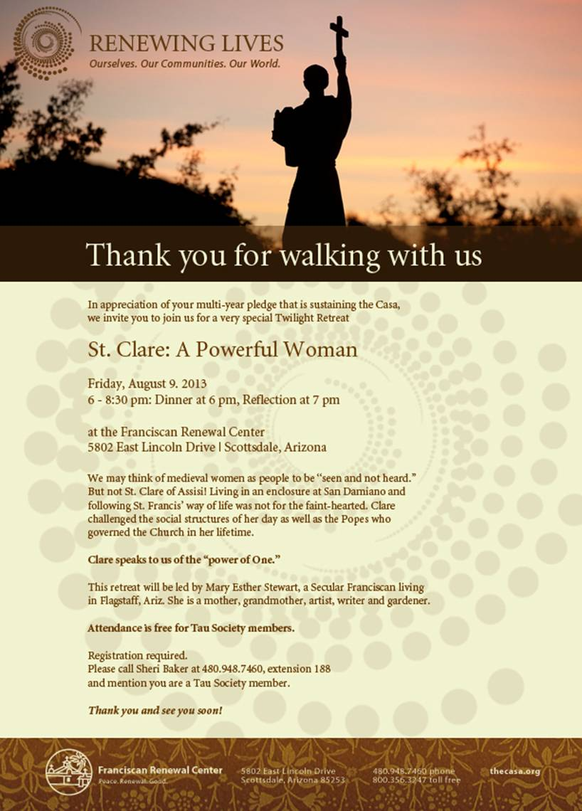 Donor Appreciation Event