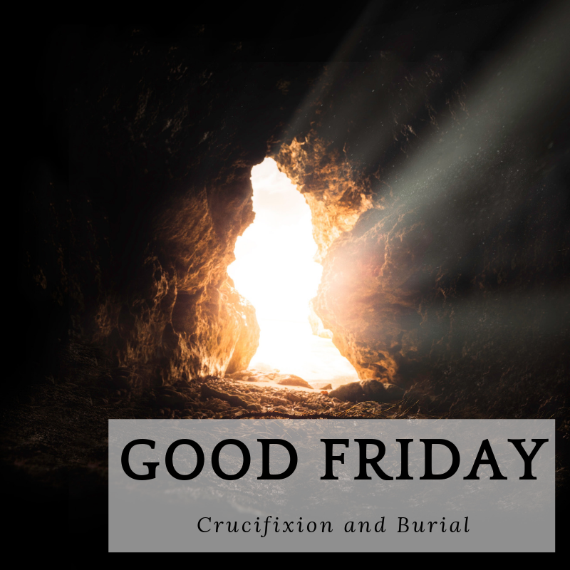 What happened on Friday of Holy Week. Activities for your family. .png