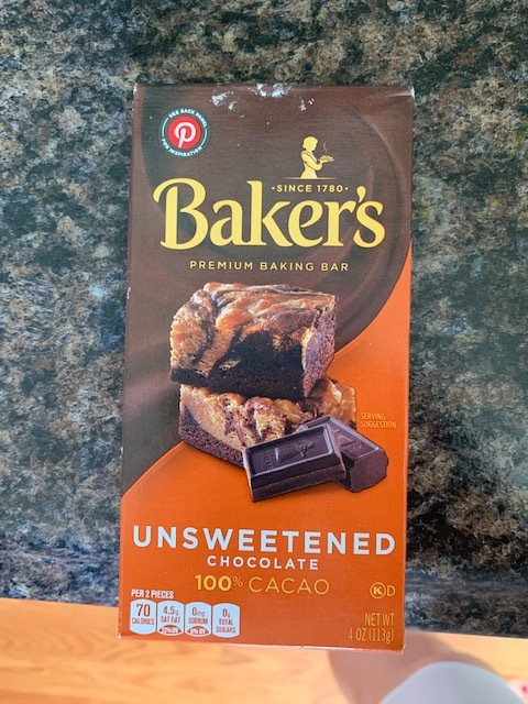 This is my favorite chocolate to use. It's silky and has a great taste for baking.