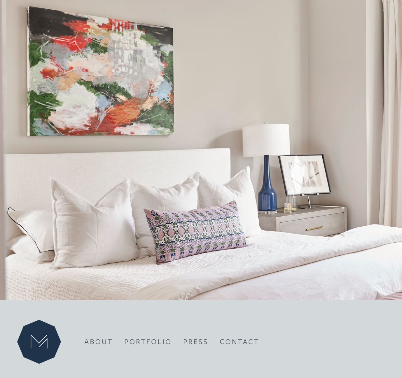 Featured on The Mix Interiors Homepage - 2018