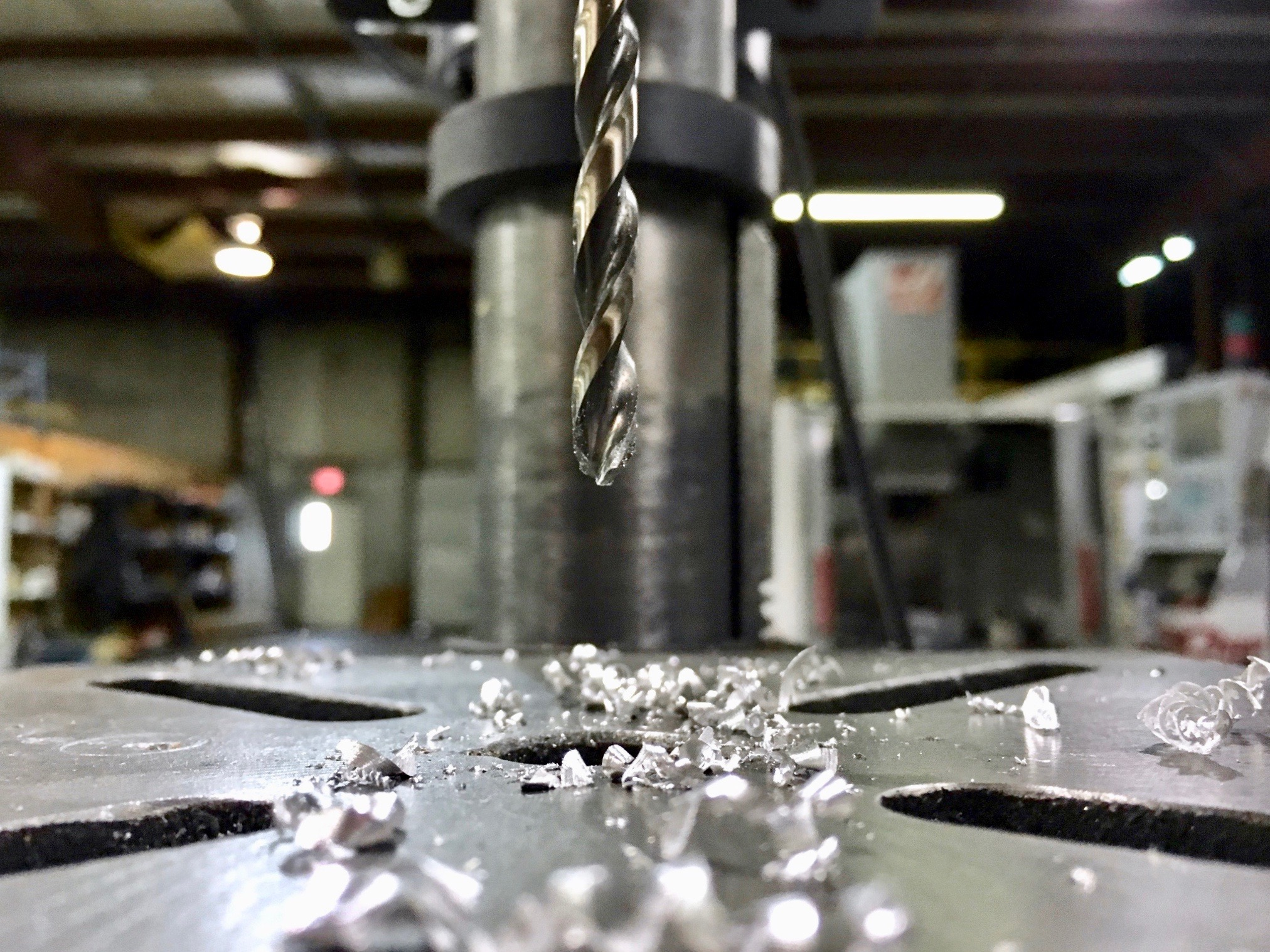 Services - We provide custom machining, fabrication, and welding services. Discover more about our services.